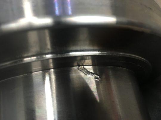 SUS304,精密溶接,レーザー溶接,東大阪