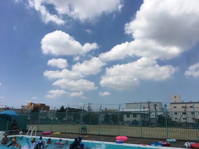 東大阪市 プール開放 監視員