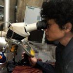 ゴム型,レーザー溶接補修,精密溶接,レーザー溶接,金型補修
