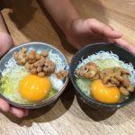 シラスと納豆と生卵 精密溶接
