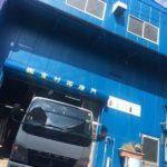 工場の出入り口,高さ2.5m