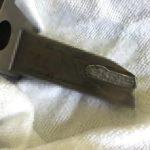 金型破損詳細,溶接補修詳細図,レーザー溶接