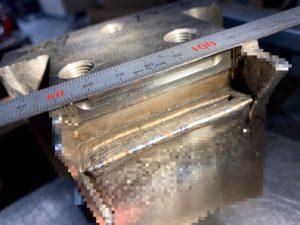 単品溶接,単品精密溶接,試作溶接,精密溶接,レーザー肉盛溶接,レーザー肉盛,東大阪,レーザー溶接,レーザー補修溶接,金型補修溶接,金型肉盛,東大阪