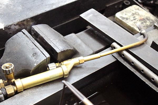 ガス溶接機