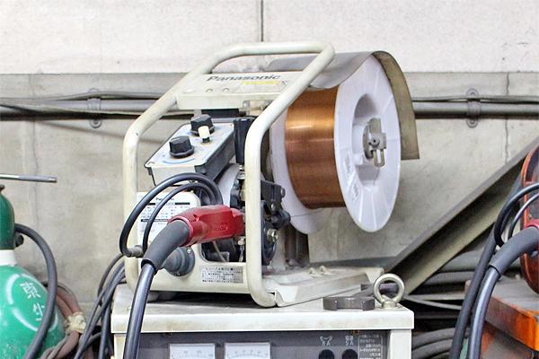 半自動CO2溶接機